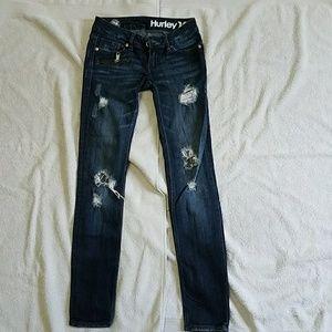 Hurley Super Skinny Jeans Size 0 HJeans01